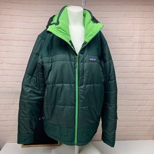 Patagonia Hunter Green Men's Snowboarding Jacket
